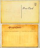 Vintage Postcards stock photo