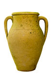 Vintage Pottery isolated stock image
