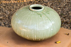 Vintage Pottery Stock Images