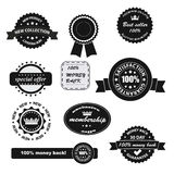 Vintage premium badges Royalty Free Stock Photo