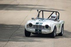 Vintage Prix grande Triumph foto de stock