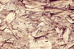 Vintage processing. Texture, background. Fiberboard. stiff board Stock Image