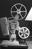 Vintage Projector. An old Keystone 8 millimeter projector Stock Images
