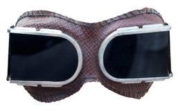 Vintage protective mask Stock Photos
