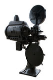 Vintage proyector de película de 35 milímetros Foto de archivo