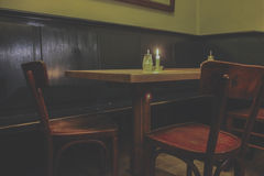 Vintage pub style Royalty Free Stock Photo