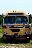 Vintage Public Transportation Vehicle - Bus. Stock Photos