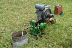 Vintage Pump. Royalty Free Stock Photo