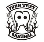 Vintage punk dental Fotos de Stock Royalty Free