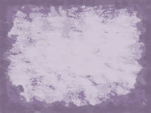 Vintage Purple Background. Vintage colored background with layers of purple colors and darker outside edges Stock Photography