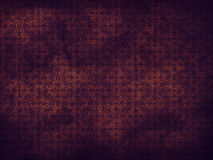 Vintage purple pattern background Stock Image