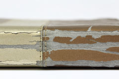Vintage PVC leather Royalty Free Stock Photos