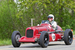 Vintage race car MG K1 Kompressor from  1931 Royalty Free Stock Photography