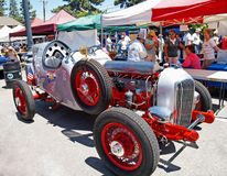 Vintage Race Car stock photography