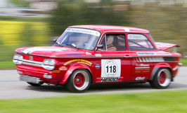 Vintage race touring car NSU 1200 Stock Photo