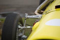 Vintage racecar Stock Photography