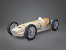 Vintage racing car Royalty Free Stock Photography