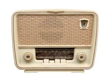 Vintage radio Stock Photos
