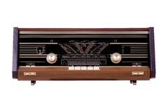 Vintage radio Stock Photo
