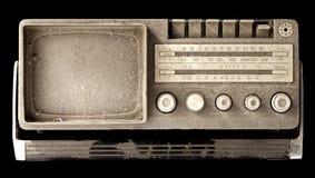 Vintage radio Royalty Free Stock Photo