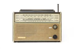 Vintage Radio Royalty Free Stock Photos