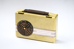 Vintage radio bakelite Stock Photography