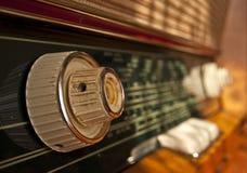 Vintage radio Stock Image