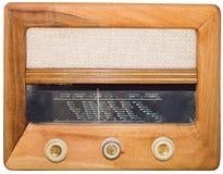 Vintage radio Cutout Stock Images