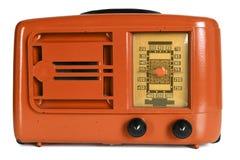Vintage Radio with Dials Stock Photos