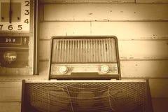 Vintage Radio player Royalty Free Stock Photo