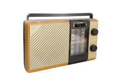 Vintage radio receiver Stock Photography