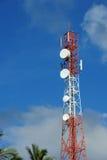 Vintage radio tower Stock Images