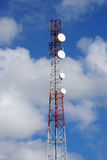 Vintage radio tower Royalty Free Stock Images