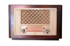 Vintage radio. Royalty Free Stock Image