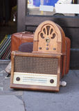 Vintage radios Royalty Free Stock Photography