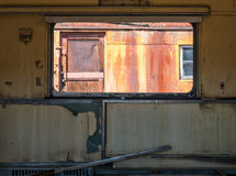 Details, Western Pacific Railway Museum Stock Photos