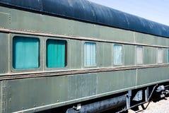 Vintage railcar Royalty Free Stock Image