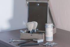 Vintage rasant des accessoires Plan rapproché Ajoutez l'effet Photographie stock