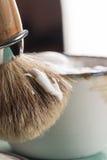 Vintage rasant l'équipement sur le Tableau en bois Photos libres de droits