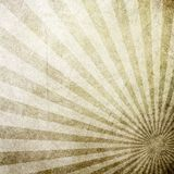 Vintage rays pattern background Royalty Free Stock Photography