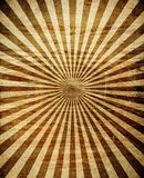 Vintage rays pattern background Stock Images