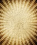 Vintage rays pattern background Stock Image