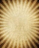 Vintage rays pattern background Stock Image