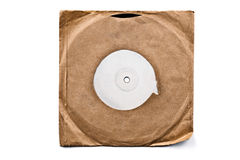 Vintage record Stock Photography