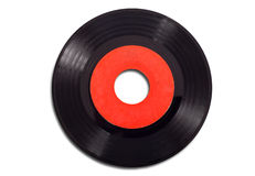 Vintage Record Albums Stock Image