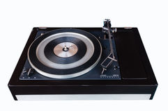 Vintage record player Royalty Free Stock Photography