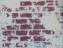 Vintage Red Brick Background Royalty Free Stock Photos