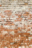Vintage red brick wall Royalty Free Stock Photo