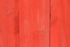 Vintage Red Coral Wood Board Royalty Free Stock Photo