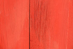 Vintage Red Coral Wood Board Royalty Free Stock Image
